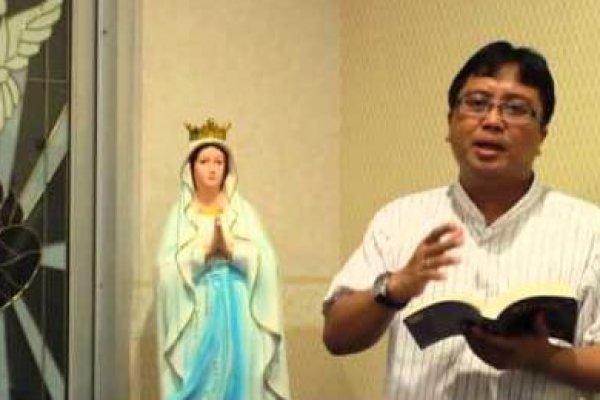 Rabu, 11 Desember 2013, Pekan Adven II