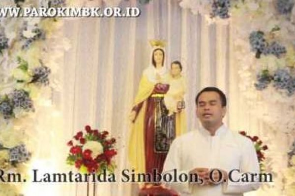 Minggu, 11 Mei 2014, Hari Minggu Paskah IV, Hari Minggu Panggilan