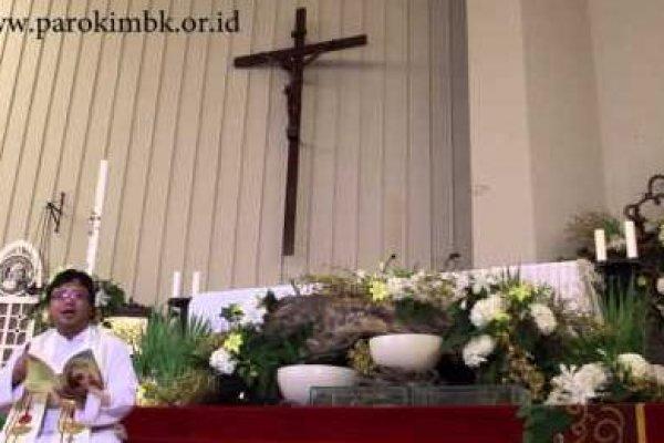 Jumat, 2 Mei 2014, Peringatan Wajib St. Atanisius, Uskup dan Pujangga Gereja
