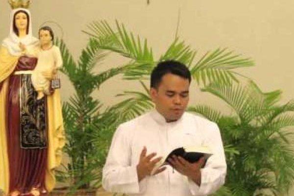 Jumat, 24 Januari 2014, Peringatan Wajib St. Fransiskus dari Sales Uskup dan Pujangga Gereja, Hari Ketujuh Pekan Doa Sedunia