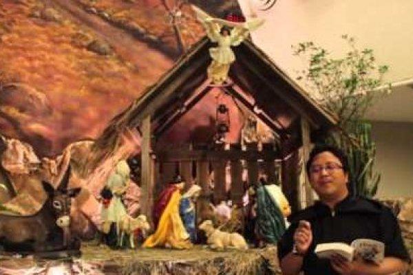 Minggu, 5 Januari 2014, Hari Raya Penampakan Tuhan
