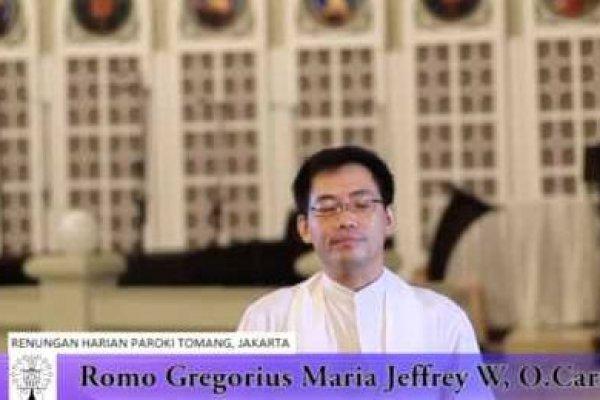 Selasa, 3 Juni 2014, Peringatan Wajib St. Karolus Lwanga dkk., Martir