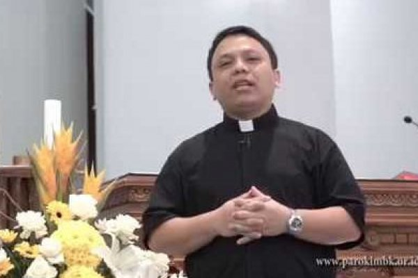 Rabu, 25 April 2018, Pesta St Markus, Penulis Injil