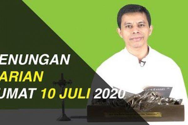 Jumat, 10 Juli 2020