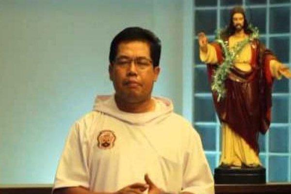 Sabtu, 7 Desember 2013, Hari Raya Santa Perawan Maria Dikandung Tanpa Noda