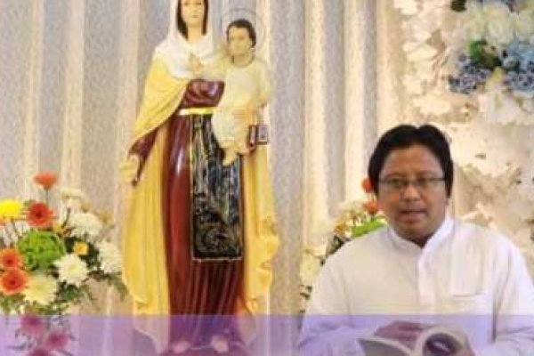 Minggu, 25 Mei 2014, Hari Minggu Paskah VI