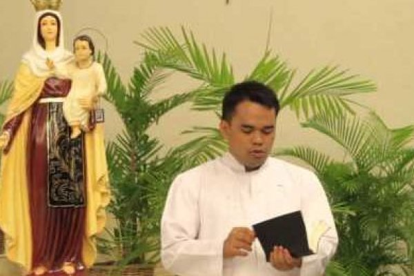 Sabtu, 25 Januari 2014, Pesta Bertobatnya Rasul Paulus, Hari Penutup Pekan Doa Sedunia