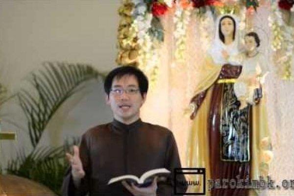 Kamis, 28 Agustus 2014, Peringatan Wajib Santo Agustinus, Uskup dan Pujangga Gereja