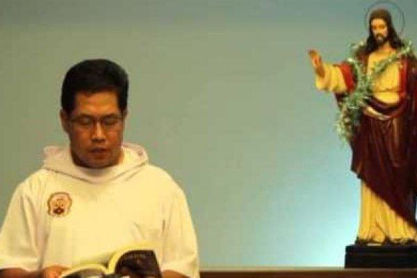 Selasa, 3 Desember 2013, Pekan Adven I Pesta St. Fransiskus Xaverius (Imam dan Pelindung Misi)