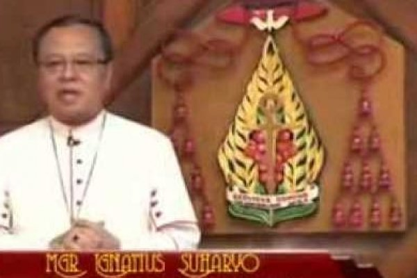Ucapan Selamat Natal 2013 dan Tahun Baru 2014 dari Uskup Agung Jakarta