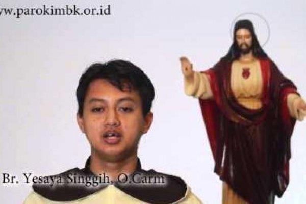 Rabu, 30 April 2014, Pekan Paskah II