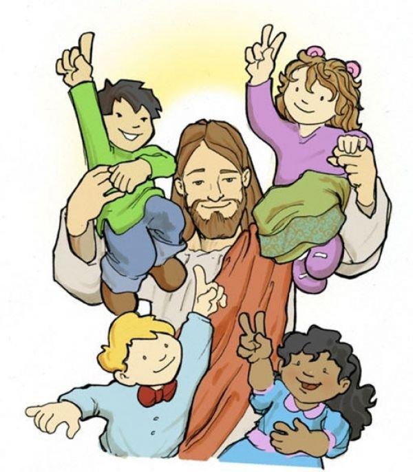 Tema IV Sayang Anak Seperti Yesus (Bacaan 2 Markus 10:13-16)