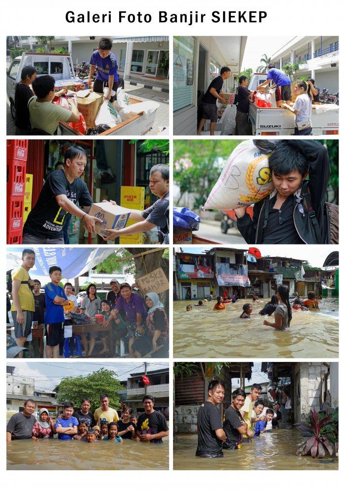 OMK Peduli Banjir