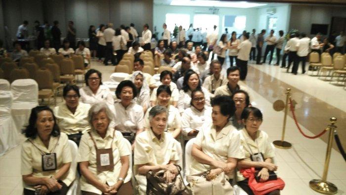 Rangkaian Upacara Penghormatan Jenazah Rm. Anton Gunawan O.Carm (5)