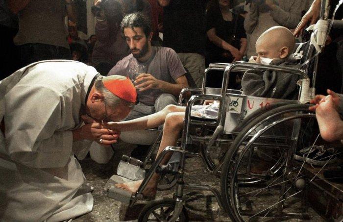 Pesan Paus Benediktus XVI pada Hari Orang Sakit Sedunia ke-25