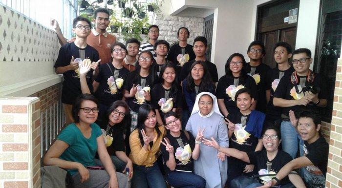 Orang Muda Katolik Terlibat dalam Bidang Pendidikan