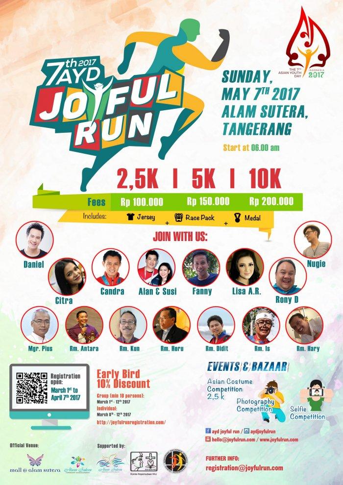 Joyful Run