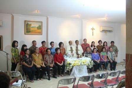 Komunitas Deo Gratia Doa dan Sabda