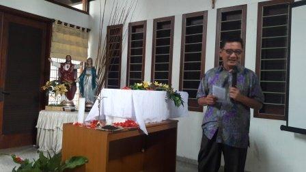Pelatihan Pelayanan Jenazah Prodiakon MBK